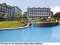 (9827) - Hôtel Sheraton Bijao Beach Resort