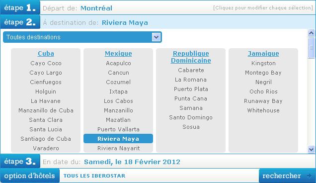 Notre nouveau moteur de recherche for Moteur recherche hotel